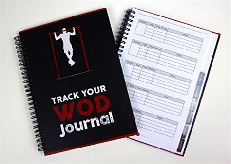 track your wod journal the ultimate crossfit wod