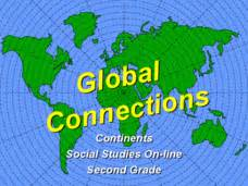global connections 3rd 5th grade presentation lesson