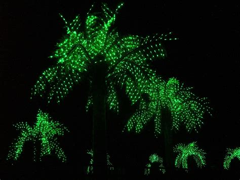 light up palm trees led palm trees commercial palm