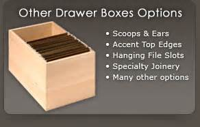 drawer box specialties linkedin pullout drawers drawer organizers radius curved front