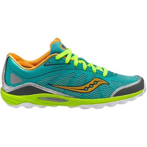 or running shoes saucony progrid kinvara tr trail running shoe s
