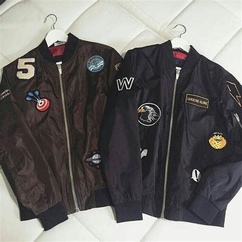 Jaket Army Bomber Original Logo Gojek jual bomber jacket jackets review