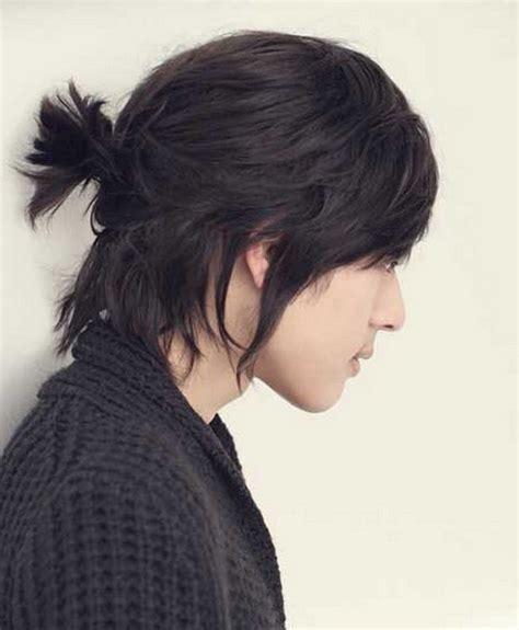 Korean Hairstyle Men Long Hair Korean Male Long Hairstyles