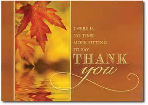 thanksgiving appreciation with leaves by outfront cards personalized cards with