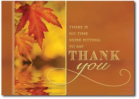 Thanksgiving Greeting Cards For Business Template by Sending Cards For The Holidays How To Cut In Front Of