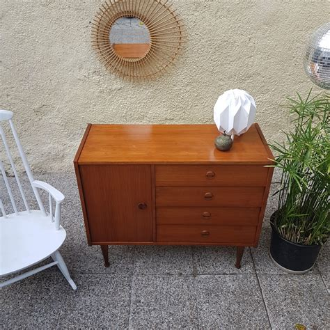 Commode Enfilade by Commode Enfilade Meuble Sous Vasque Vintage Luckyfind