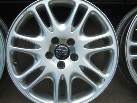 Volvo Factory Parts by Buy Volvo Oem 17 Quot Factory Wheels For Cross Country Factory
