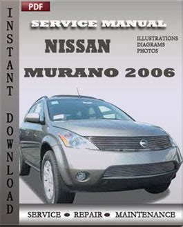 free service manuals online 2006 nissan murano electronic throttle control nissan service and repair manuals page 2