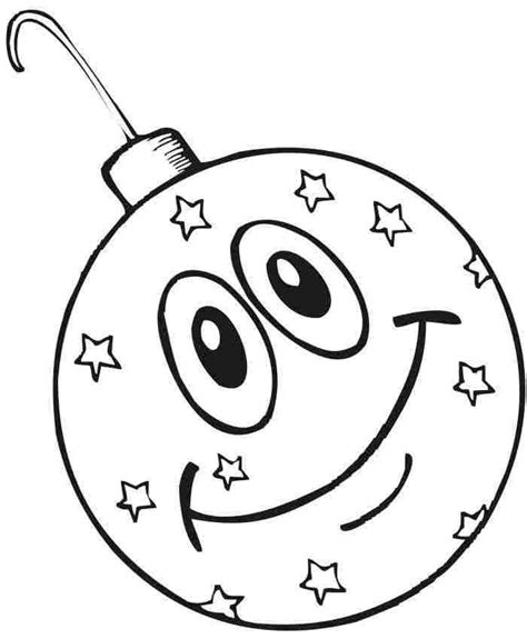 coloring page tree ornaments christmas tree ornament coloring pages coloring home