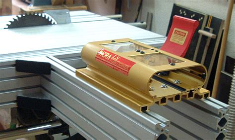 set of two table ls incra ls positioner tools