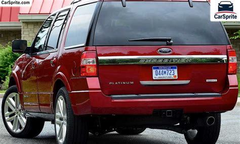 ford expedition price in saudi arabia ford expedition 2017 prices and specifications in saudi