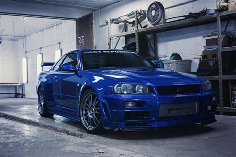 nissan skyline fast and furious 4 the fast and the furious 4 skyline pixshark com