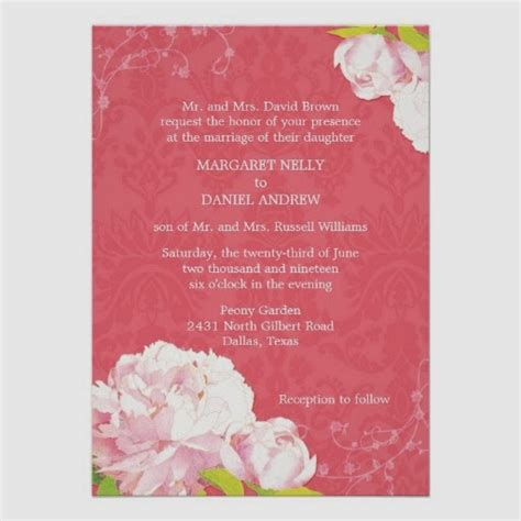 Discount Wedding Invitations
