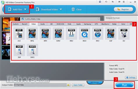 normal video format dvd player hd video converter factory pro 13 2 download for windows