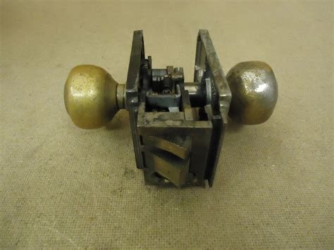 Latch Assembly Door Knob by Sargent Door Knob Assembly Brass Mortise Lock 9805 1 2