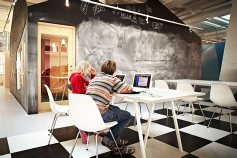 home design education kid s wear vittra s futuristic school without any walls
