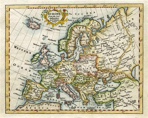 royalty free map stock images high resolution antique maps of europe