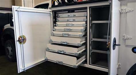 service truck tool box drawers toolboxes for service trucks qt equipment