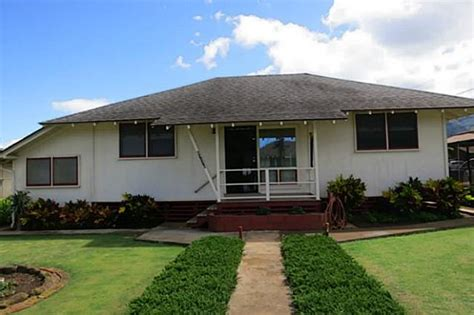 Houses For Sale Hawaii by Affordable Waialua Home For Sale Oahu 520 000 Hi Hawaii