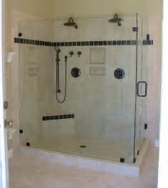 bathroom shower glass shower doors michael s glass company