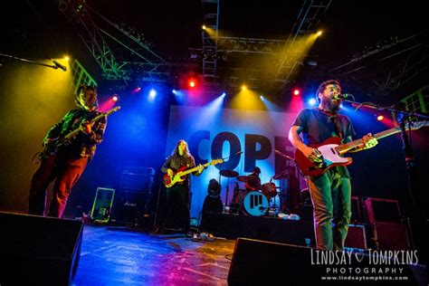 House Of Blues Orlando Concerts by Manchester Orchestra Live Concert Photos April 19