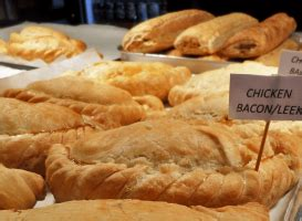 Handmade Cornish Pasties - barbican pasty co handmade cornish pasties baked fresh