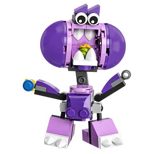 Lego Mixels Series 6 Munchos Mixel Seri 41551 41552 41553 3pcs lego mixels serie 6 41551 snax valuebrick at