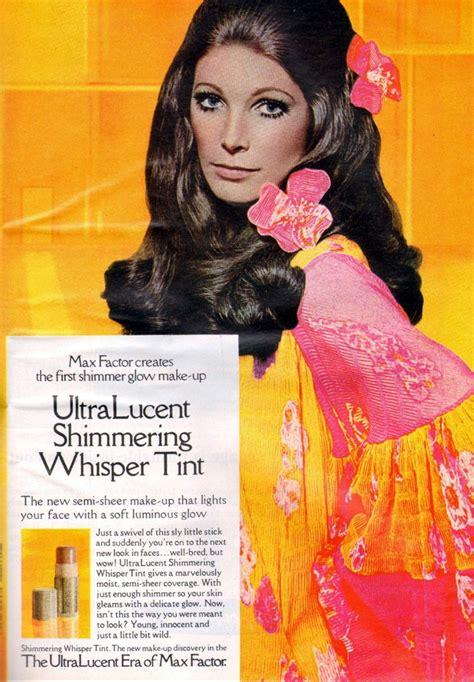 max factor  vintage makeup ads vintage cosmetics