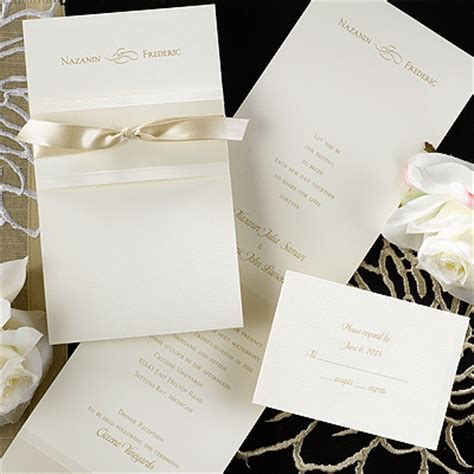 wedding invitations with bows occasions to 2013 wedding invitation trends bows