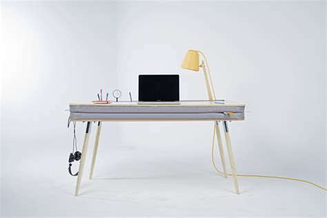 minimal work desk oxymoron desk leibal