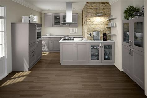 Kitchens With Dark Wood Cabinets by Bauformat Kitchens Premium Quality German Kitchens