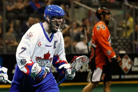 mark burnett lacrosse toronto rock s colin doyle out for season with injury