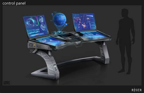 futuristic computer desk futuristic computer desk best free home design idea