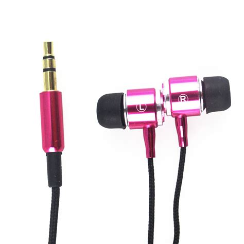 Headset Apple Ipod new 3 5mm in ear stereo headset earphone for apple ipod