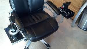 Office Chair Joystick Mount How To Mount Your Removable Hotas To Your Chair For 25