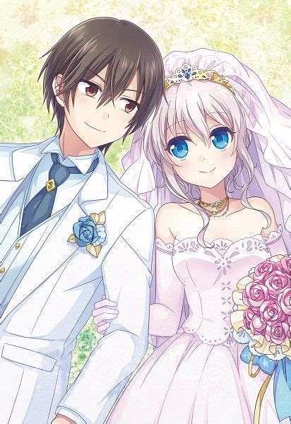 Best 25  Anime wedding ideas on Pinterest   Manga anime