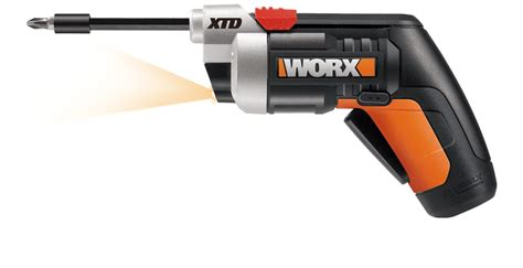 better worx new worx 4 volt maxlithium xtd driver adjusts shaft length