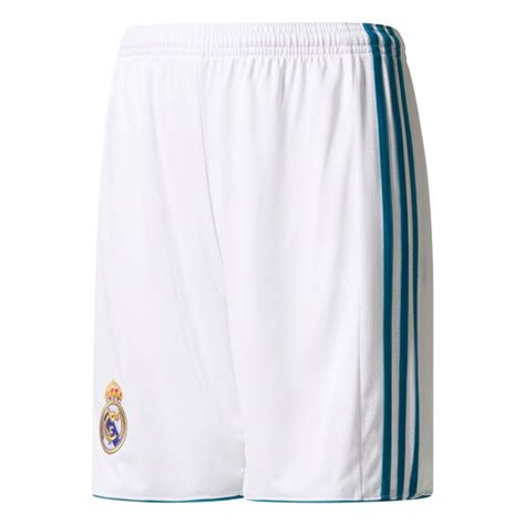 Shorts Go Real Madrid Home 1 real madrid home shorts 2017 2018