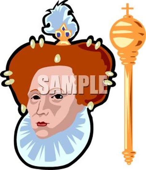 Queen Elizabeth Clip Art - Royalty Free Clipart Illustration Free Clipart Queen Elizabeth