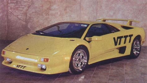 Lamborghini Diablo Vttt Lamborghini Diablo Vttt High Resolution Images