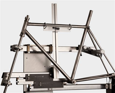 a frame building bike frame building equipment henry james custom made