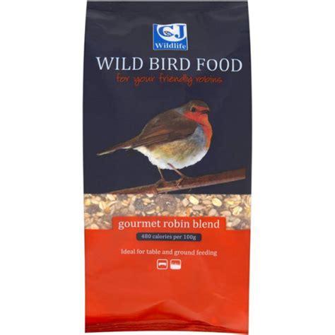 cj wildlife gourmet robin blend wild bird food from 163 4 99