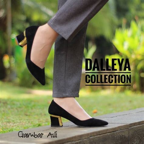 Kaos Distro Hitam The Doctor 46 lilyshoes andrew real pict sepatu dalleya big heel