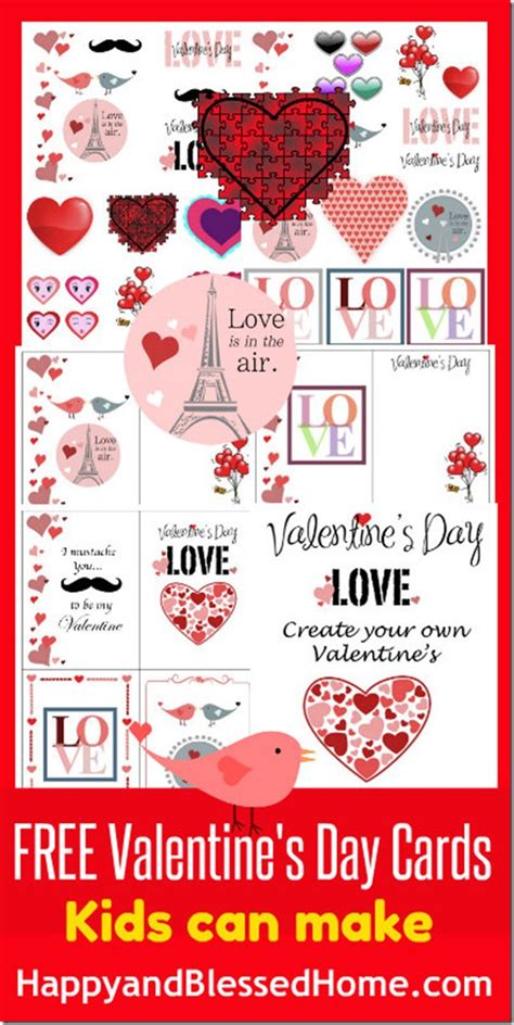 valentines day at home s day cards to make at home day by day in our