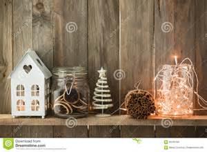 Vintage Christmas Home Decor by Christmas Home Decor Stock Photo Image 60795783