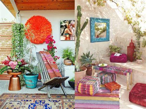ideas para decorar terrazas vintage 6 claves para la decoraci 243 n de terrazas modernas boho chic