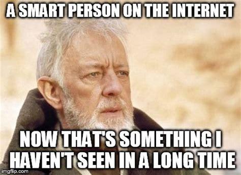 Smartass Memes - obi wan kenobi meme imgflip