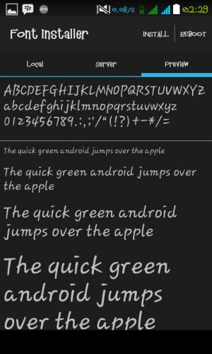 different fonts for android free font cool jazz apk planededal