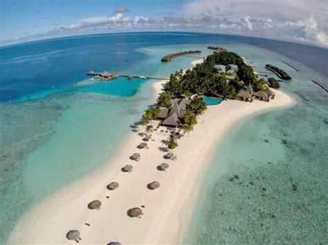 Bathtub Reef Beach Veligandu Island Resort Maldives