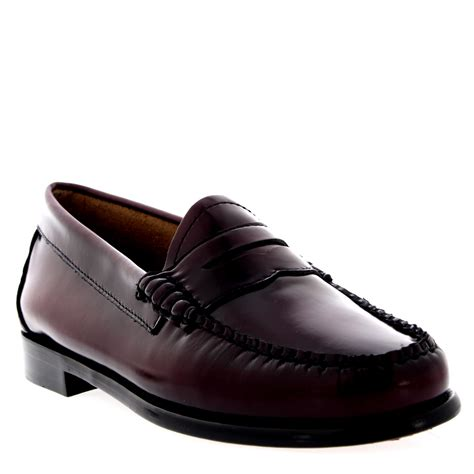 loafers for uk womens g h bass weejuns leather smart loafers office